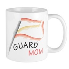 Cool Winter guard mom Mug