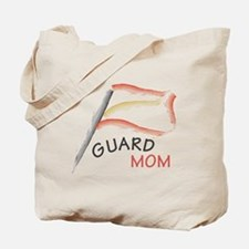 Unique Colorguard Tote Bag