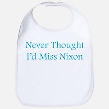 Miss Nixon Bib
