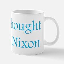 Miss Nixon Mug
