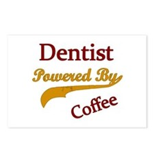 Cute Dental hygienist Postcards (Package of 8)