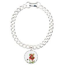 Poppy Gnome Bracelet