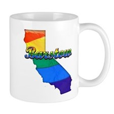 Barstow, California. Gay Pride Mug
