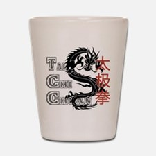 Tai Chi Chuan Shot Glass