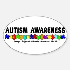 Aut Aware (Puzzle row) Decal