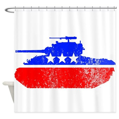 Politics Shower Curtain