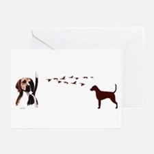 hound Greeting Cards (Pk of 10)