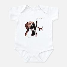 hound Infant Bodysuit