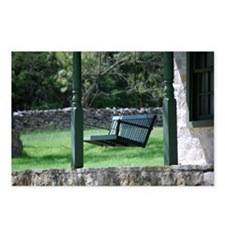 Porch Swing Postcards (Package of 8)