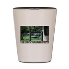 Porch Swing Shot Glass