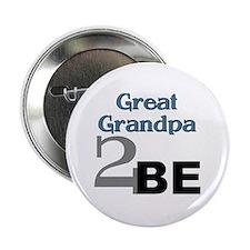 Great Grandpa 2 Be Button
