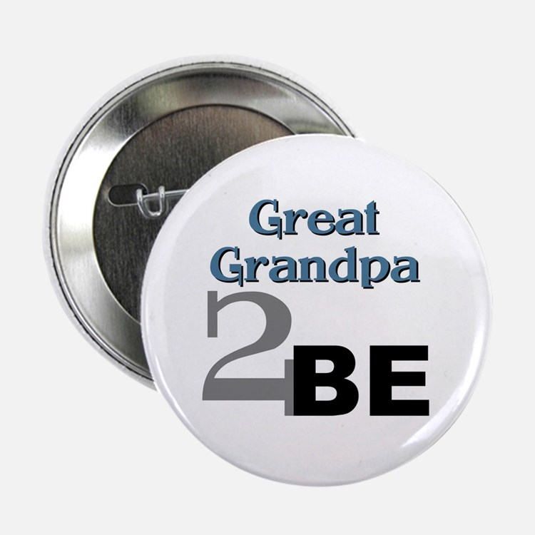 Great Grandpa 2 Be Button