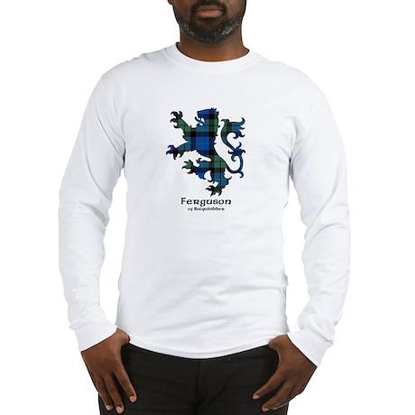 Lion - Ferguson of Balquhidder Long Sleeve T-Shirt