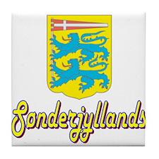 Sonderjyllands Tile Coaster