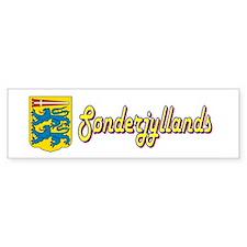Sonderjyllands Bumper Bumper Sticker