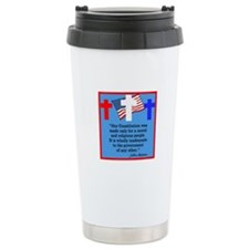 Moral & Religious Peopl Travel Mug