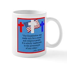 Moral & Religious People Mug