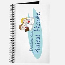 Cool Female doctor Journal