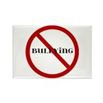 No Bullying Rectangle Magnet (100 pack)