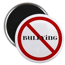 """No Bullying 2.25"""" Magnet (100 pack)"""