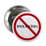 "No Bullying 2.25"" Button (10 pack)"