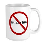 No Bullying Large Mug