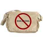 No Bullying Messenger Bag