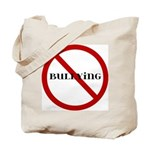 No Bullying Tote Bag