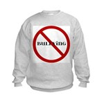 No Bullying Kids Sweatshirt