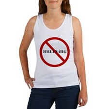 No Bullying Women's Tank Top
