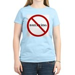 No Bullying Women's Light T-Shirt