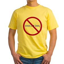 No Bullying T