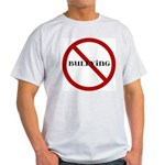 No Bullying Light T-Shirt