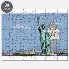 Narwhal of Liberty Puzzle