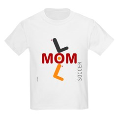 OYOOS Soccer Mom design T-Shirt