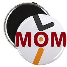 OYOOS Soccer Mom design Magnet