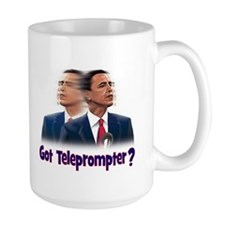 Got Teleprompter Mug