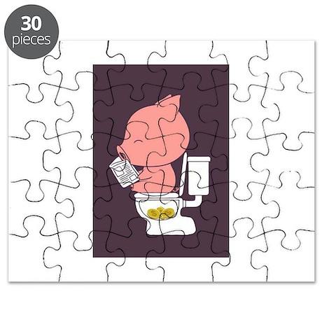 Piggy Bank Puzzle