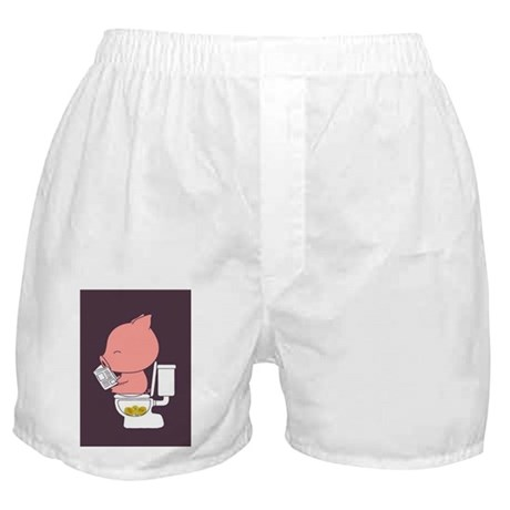 Piggy Bank Boxer Shorts