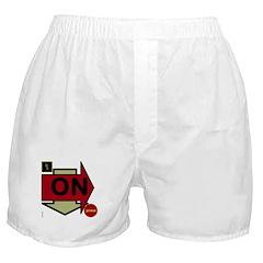 OYOOS Arrow OnOff design Boxer Shorts