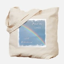 ...Paint The World... Tote Bag