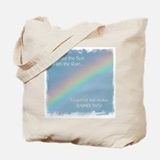 ...You Are The Sun... Tote Bag