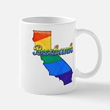 Burbank, California. Gay Pride Mug