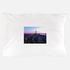 Empire State Building: Skylin Pillow Case