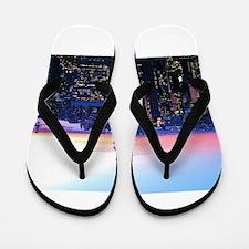 Empire State Building: Skylin Flip Flops