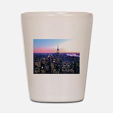 Empire State Building: Skylin Shot Glass