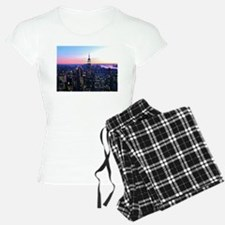 Empire State Building: Skylin Pajamas