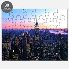 Empire State Building: Skylin Puzzle