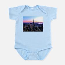 Empire State Building: Skylin Infant Bodysuit