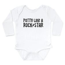 pottylikearockstar2 Body Suit